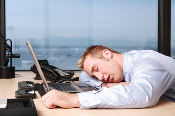 Buồn ngủ bất chợt vào ban ngày