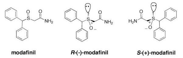 modafinil và armodafinil