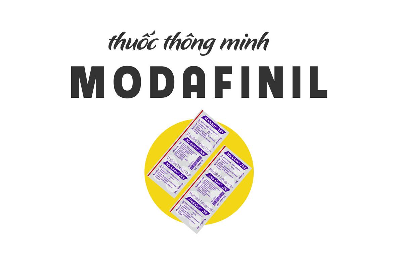 thuốc thông minh modafinil