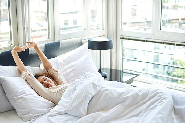 Ngủ sớm - dậy sớm 1