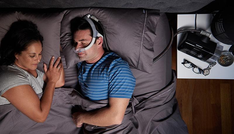 2/ Chứng ngưng thở khi ngủ 1