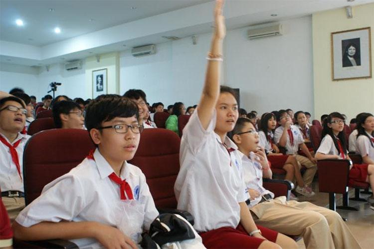 3. Tích cực tham gia đóng góp ý kiến 1