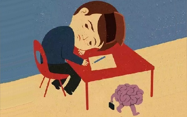 buồn ngủ mất tập trung