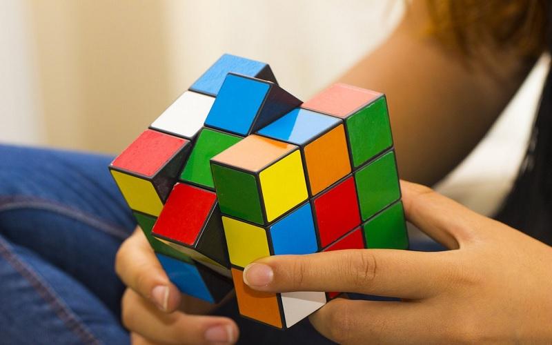 11. Chơi trò chơi trí não 1