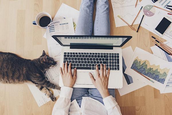 10 mẹo giúp freelancer làm việc tại nhà tập trung hiệu quả 1