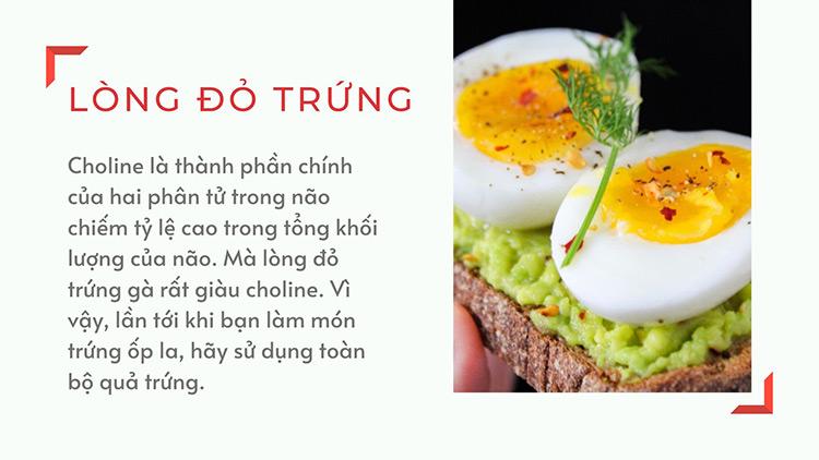 8. Lòng đỏ trứng 1