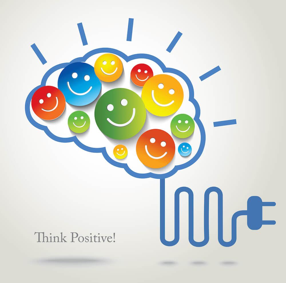 Sức mạnh của suy nghĩ tích cực đối với cuộc sống của bạn 1