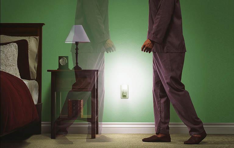 Các vấn đề về giấc ngủ thường gặp ở người cao tuổi 1